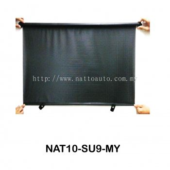 BUS SUNVISOR SU9 (BLACK)