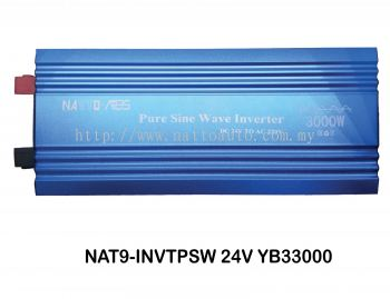 DC24V TO AC220V Pure Sine Wave 3000W DC/ Power Inverters