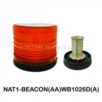 BATTERY BEACON LIGHT (MAGNET)
