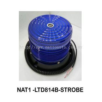 BEACON LIGHT STROBE (BLUE 12V)