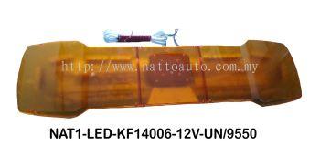LED LIGHT BAR BUILT IN-SPEAKER+SIREN+MIC