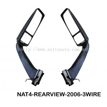 REAR VIEW 2006 HIGHWAY MIRROR AUTO WITH SIGNAL LAMP BUS SIDE VIEW MIRROR REAR VIEW MIRROR