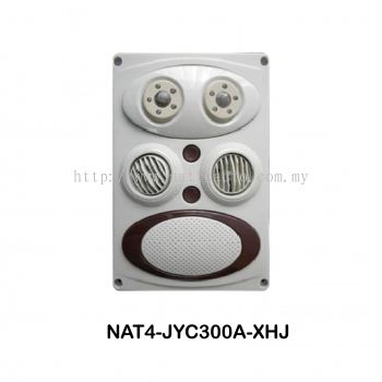 AIRCOND LOURVES DOUBLE JYC300A Auto interior parts bus wind outlet air vent louver with reading light