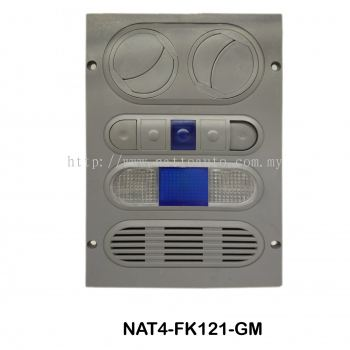 AIRCOND LOURVES FK 121 Auto interior parts bus wind outlet air vent louver with reading light