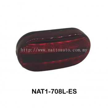 12V/24V Truck Bus LED Side Marker Lamp  (RED)