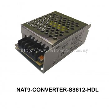 CONVERTER 36W 12VDC 3A single group switching power supply AC 220V to DC 12V