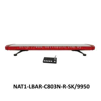 LIGHT BAR RED C207N