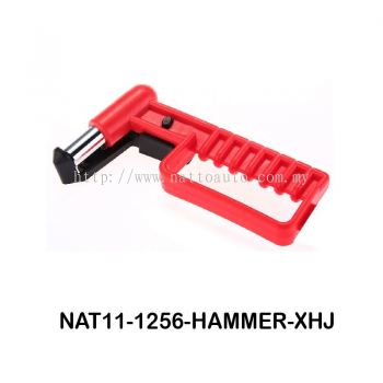 Car Emergency Safety Escape Hammer Tool Cutter Window Breaker,Durable car safety hammer