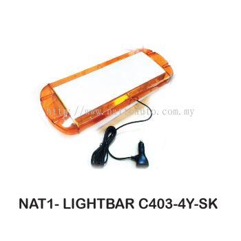 MINI LIGHT BAR C403 Y