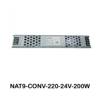 CONVERTER 24V 200W SWITCHING POWER SUPPLY