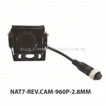 REVERSE CAMERA 1-3 AHD 960P (MIRROR)
