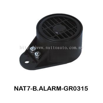 Reversing alarm, auto reversing alarm, backup alarm, reverse alarm