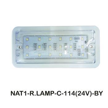 ROOF LAMP C-114 24V