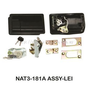 LUGGAGE LOCK LL-181A