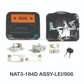 LUGGAGE LOCK LL-184D