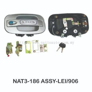 LUGGAGE LOCK LL-186