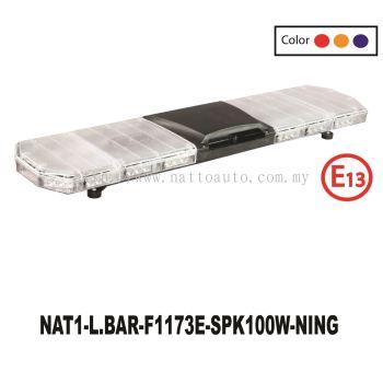 Lightbar, Light bar Blue, Amber, Red F117E3