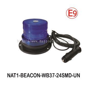 BEACON LIGHT BLUE 12-24V(MAGNET)