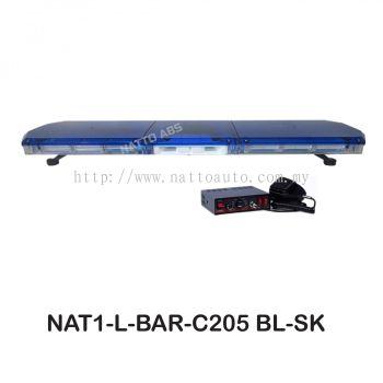 Lightbar Blue Light bar Blue 205