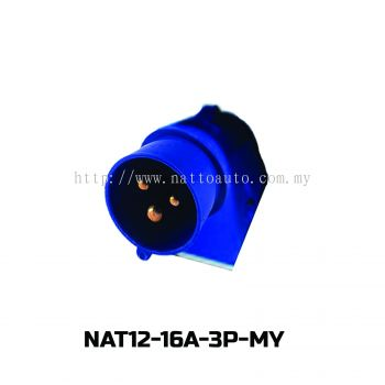 3 Pin Inner Socket C-W Cover