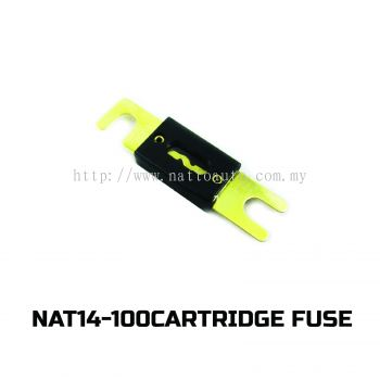 100&150 Cartridge type Fuse