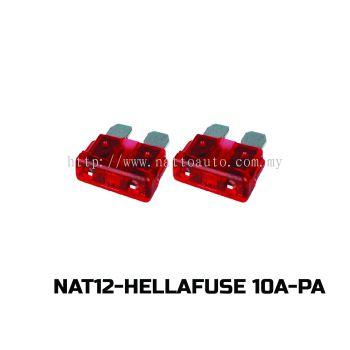 Hella 10A Plug Fuse