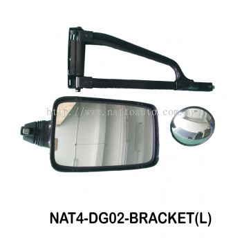 BRACKET HIGHWAY MIRROR LHS HIGHWAY MIRROR AUTO WITH SIGNAL LAMP BUS SIDE VIEW MIRROR REAR VIEW MIRROR