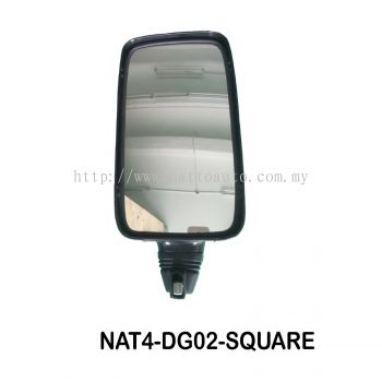SQUARE MIRROR FOR HIGHWAY MIRROR DG02 HIGHWAY MIRROR AUTO WITH SIGNAL LAMP BUS SIDE VIEW MIRROR REAR VIEW MIRROR