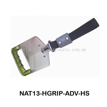 city bus LRT hand rail handle advertising hand holder grab handle