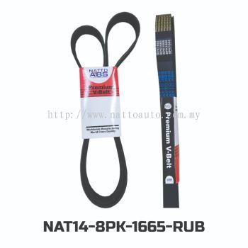 BELTING 8PK-1665-RUN(NATTO ABS)