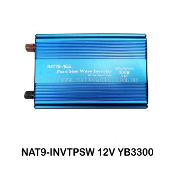 DC12V TO AC220V Pure Sine Wave 300W DC/AC Power Inverters