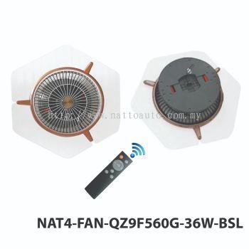 MINI PORTABLE FAN(36W-AC-85-265V)QZ9F560G-SP