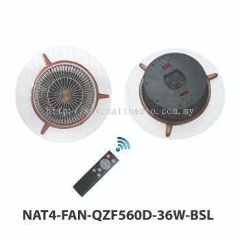 MINI PORTABLE FAN(36W-AC-85-265V)QZF560D-36W