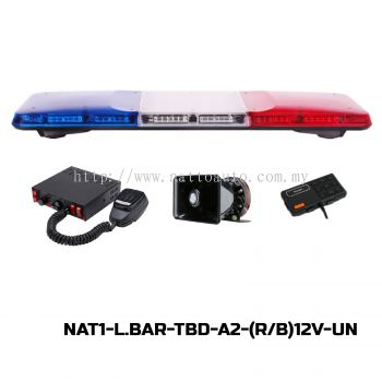 Lightbar Red/Blue