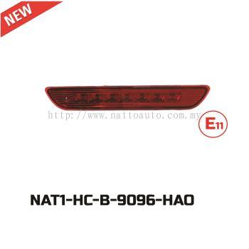 THIRD BRAKE LIGHT 9096(RED)WITH EMARK