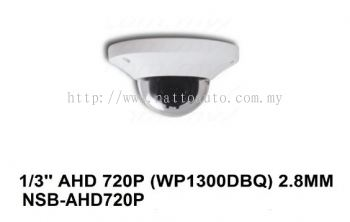 NSB-AHD720P AHD DOME CAMERA