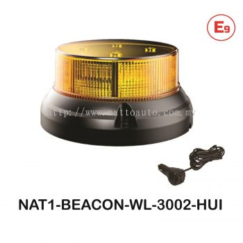 BEACON LIGHT WARNING(AMBER-3002)