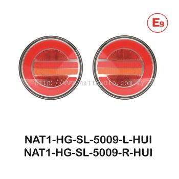 REAR COMBINATION LIGHT(ROUND MULTI)5009