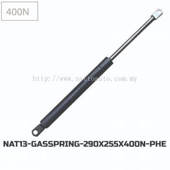 GAS SPRING 400N WO BALL JOINT