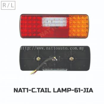 COMBINATION TAIL LAMP 61LED(12-24V)