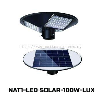 UFO SOLAR LED STREET LIGHT
