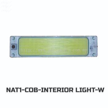 COB INTERIOR LIGHT WHITE(12-24V)