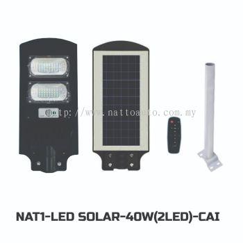 LED SOLAR LIGHT 40W(2LED)