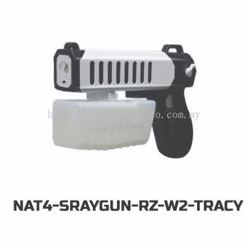 SPRAY GUN WIRELESS(NANO BLUE LIGHT)