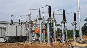 Sungai Siput, 132/33kV LSS Solar Plant Project