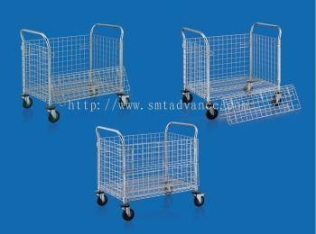 Slide Open Handling Cart