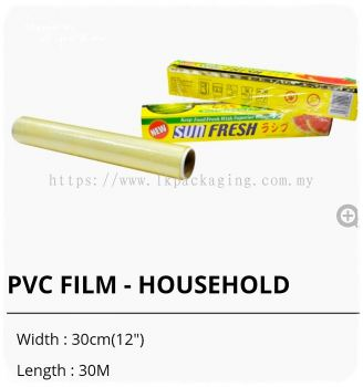 Household PVC wrapping