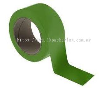 FLOOR MARKING TAPE GREEN