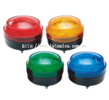 MS86W Series - Low-head Multi-function indicator Light D86mm LED Steady/Flashing/Rotating Lights