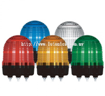 MS86T Series - Multi-functional D86mm LED Steady/Flashing/Rotating Signal Lights